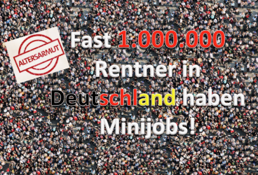 Eine Million Renter mit Minijobs