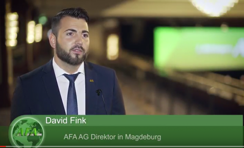AFA AG Karriere: David Fink im Interview